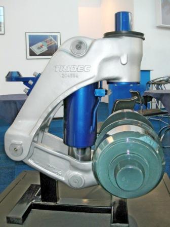 Дополнительное оборудование Гидравлическая маятниковая подвеска